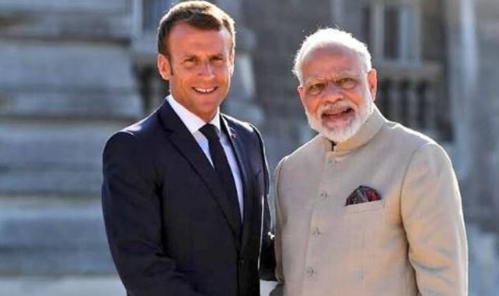 L'Inde soutient la France avec l'hashtag #StandwithFrance, contre le boycott de produits français par plusieurs pays musulmans