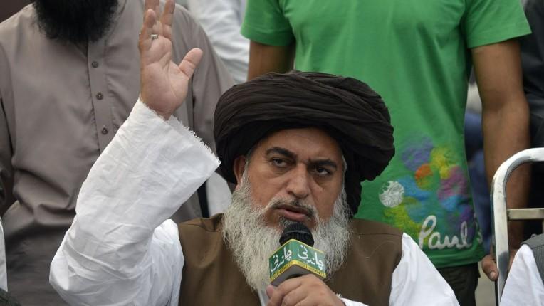 Pakistani cleric Khadim Rizvi calls for nuking France