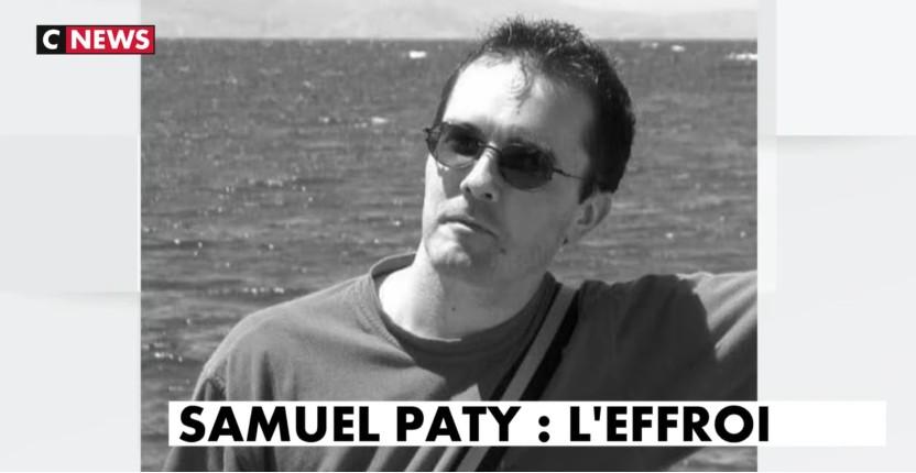 Samuel Paty assassiné