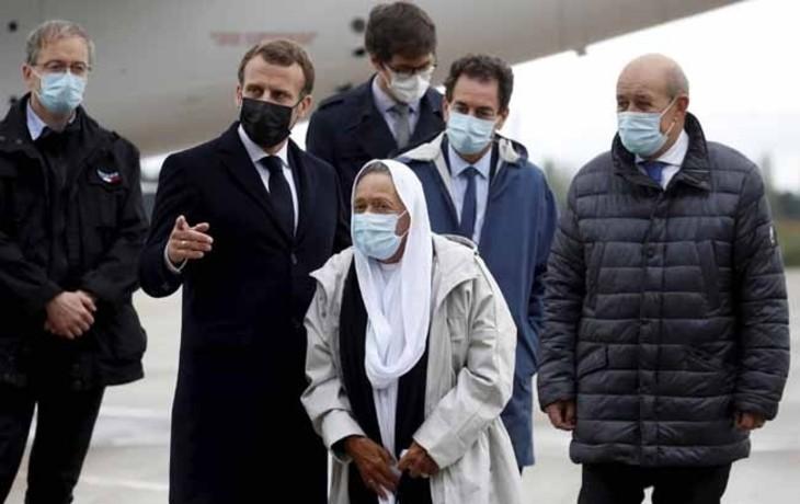 """Mali: Les 200 djihadistes libérés pour délivrer Sophie Pétronin """"vont reprendre les armes immédiatement"""""""
