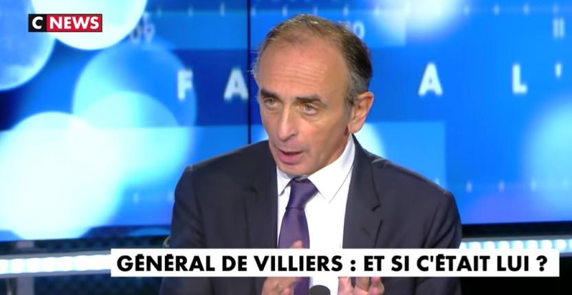 """Zemmour : """"Il y a une demande d'autorité et de patriotisme en France. On est sorti de la parenthèse soixante-huitarde"""" (Vidéo)"""