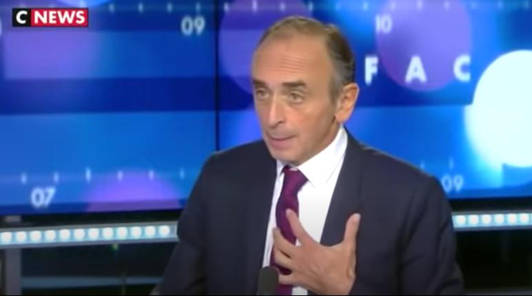 """Zemmour : """"Dans une logique civilisationnelle, les européens devraient soutenir l'Arménie chrétienne, mais l'Allemagne est tétanisée par sa forte communauté turque"""" (Vidéo)"""
