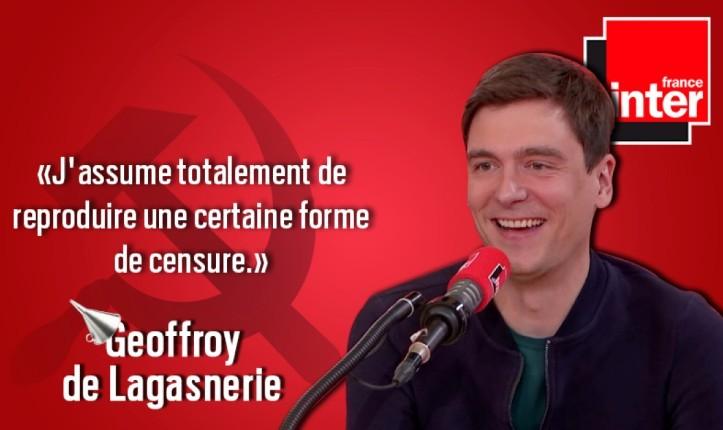 """Geoffroy de Lagasnerie, sociologue de gauche : """"Je suis contre le débat. Il faut rétablir la censure pour que les idées justes prennent le pouvoir sur les idées injustes"""" Anne Hidalgo juge cela """"inspirant"""" (Vidéo)"""