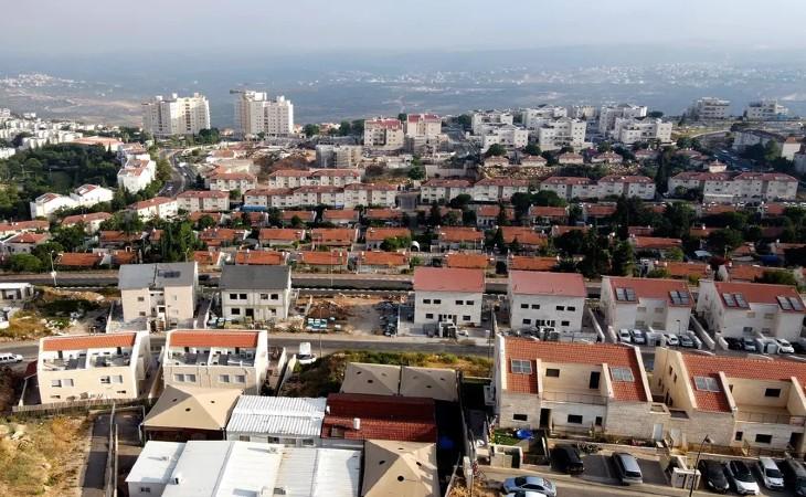 construction maisons judée samarie