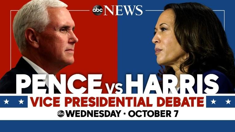 débat Pence vs Harris