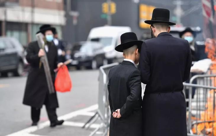 juifs orthodoxes NYC