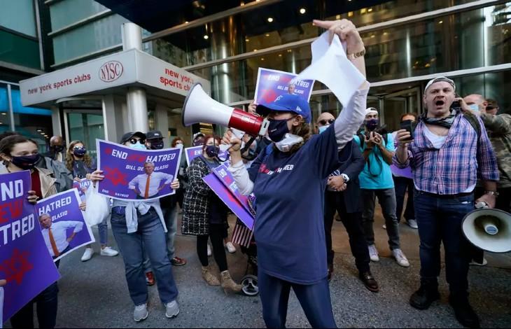 mesures antisémites à New York