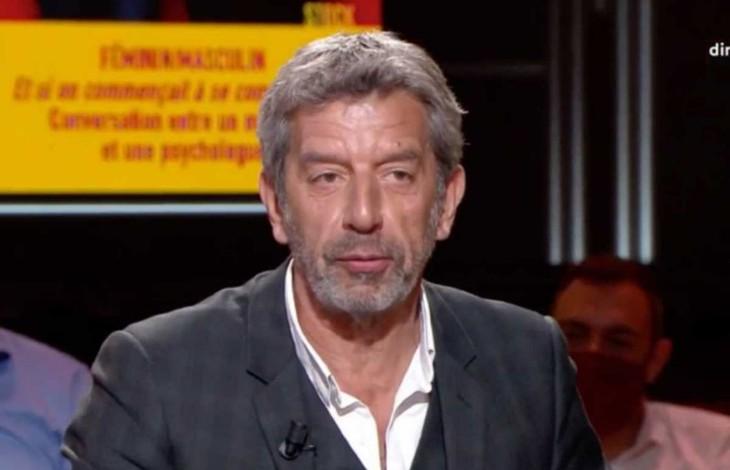 """Michel Cymes est contre le port du masque car """"ça ne sert à rien"""""""