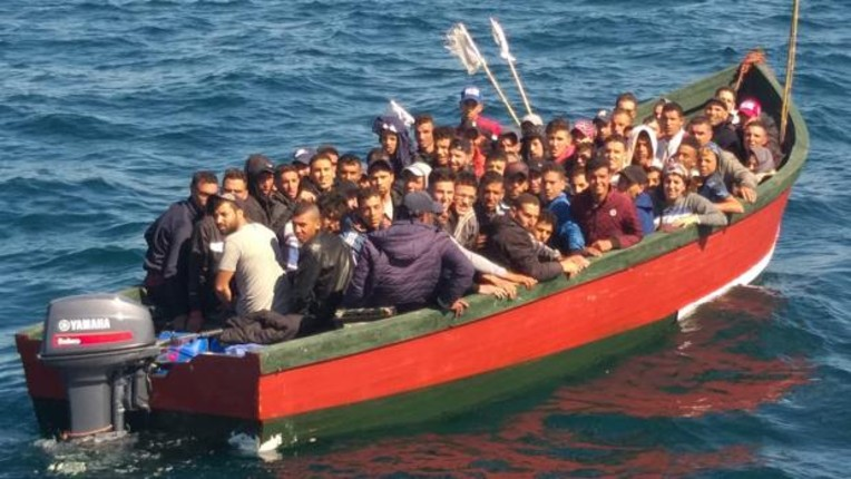 migrants Canaries