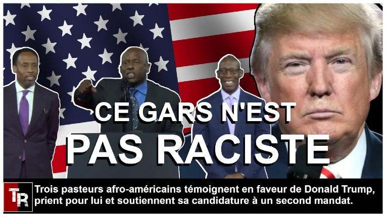 Elections USA: des pasteurs afro-américains apportent leur soutien à Donald Trump «Ce gars n'est pas raciste !» (Vidéo)
