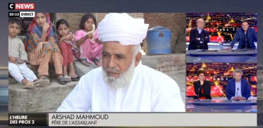"""Attaque islamiste à Paris : au Pakistan, """"Tout le village est extrêmement fier, tous parlent de ce qu'il a fait, il a fait du bon travail"""". Ivan Rioufol : «Pourquoi accueille t-on encore des pakistanais ?» (Vidéo)"""