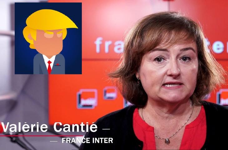 Propagande: Moqueries sur son physique, accusations de sexisme et de xénophobie… France inter diffuse sa vision gauchiste de Trump dans un podcast destiné aux enfants