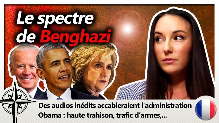 Le scandale de Benghazi enfin dévoilé : Obama, Clinton et Joe Biden sont susceptibles d'être poursuivis et condamnés pour haute trahison (Vidéo)