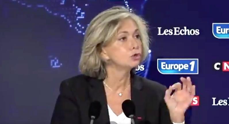Valérie Pécresse « Il faut frapper vite et fort, on doit interdire et fermer toutes mosquées et associations qui ne condamneraient pas clairement et publiquement ce crime abjecte » (Vidéo)