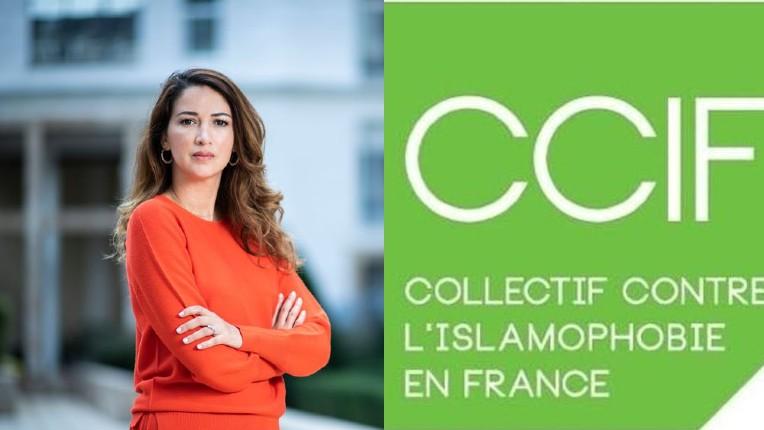 """Le Collectif contre l'islamophobie , CCIF, accusé d'avoir """"participé à une campagne de harcèlement contre l'enseignant"""" réclame """"le silence"""" et porte plainte contre Zineb el-Rhazoui et Aurore Bergé"""