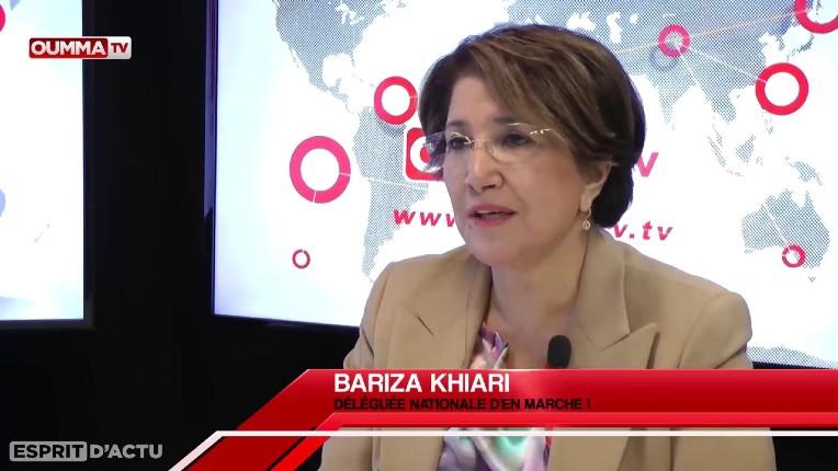Bariza Khiari macron