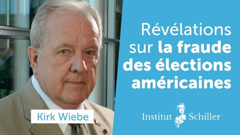Kirk Wiebe est un ancien analyste principal de la National Security Agency