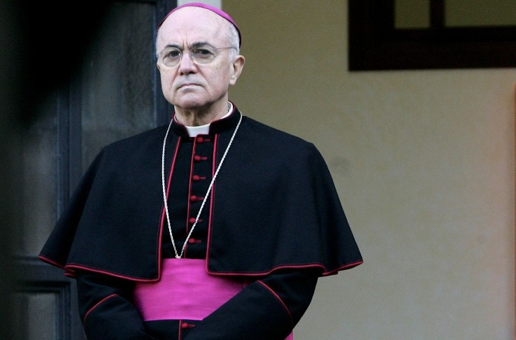 L'Archevêque Vigano aux Catholiques Américains «l'État Profond a organisé la fraude électorale la plus colossale de l'histoire»