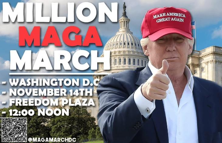 Milion MAGA March