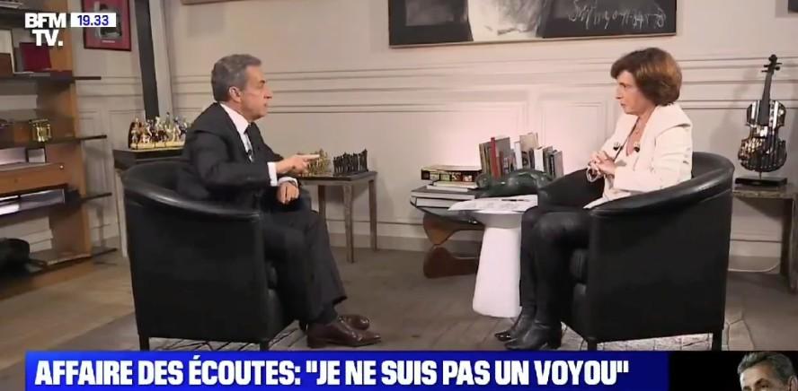 Sarkozy recadre Elkrief