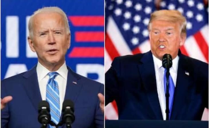 Elections US: les médias font croire que Biden est élu, il n'en est rien. 7 états disputés ont envoyé des votes contestataires pour Trump et non pour Biden. Résultats le 6 janvier !