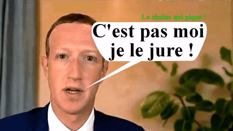 Zuckerberg dans la tempête: Audition surréaliste du PDG de Facebook au sénat américain accusé de bannir, surveiller les membres et censurer ceux qui dénonce la fraude électorale en accord avec Twitter et Google (Vidéo)