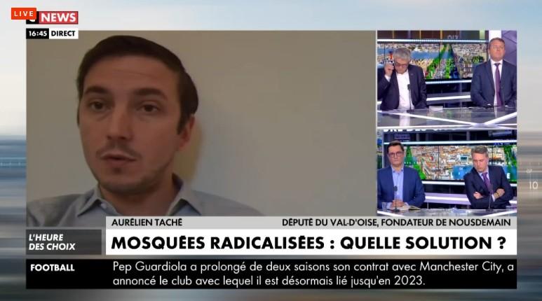 Le député pro-islam LREM Aurélien Taché défend la polygamie « On va maintenant regarder combien il y a de personnes sous la couette ? » (Vidéo)