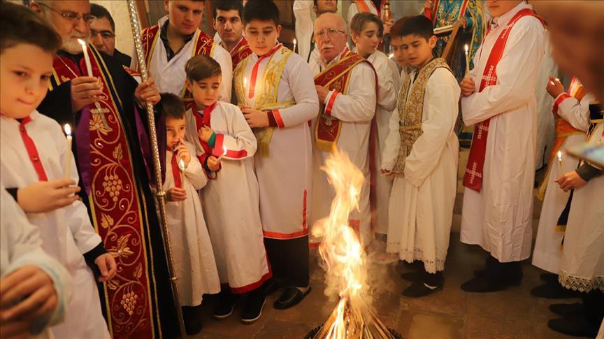 chrétiens turquie