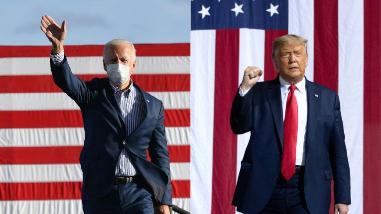 élections US Biden vs Trump