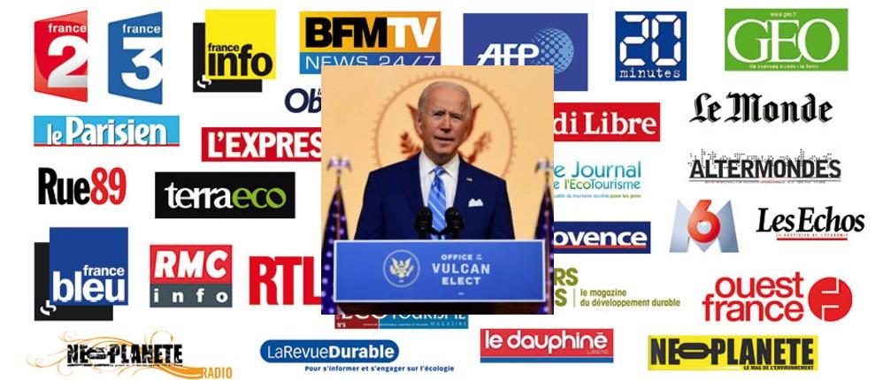 Quand tous les médias «pourfendeurs» de fake news diffusent en boucle la plus grosse Fake News 2020: Non, Joe Biden est encore loin d'être élu !