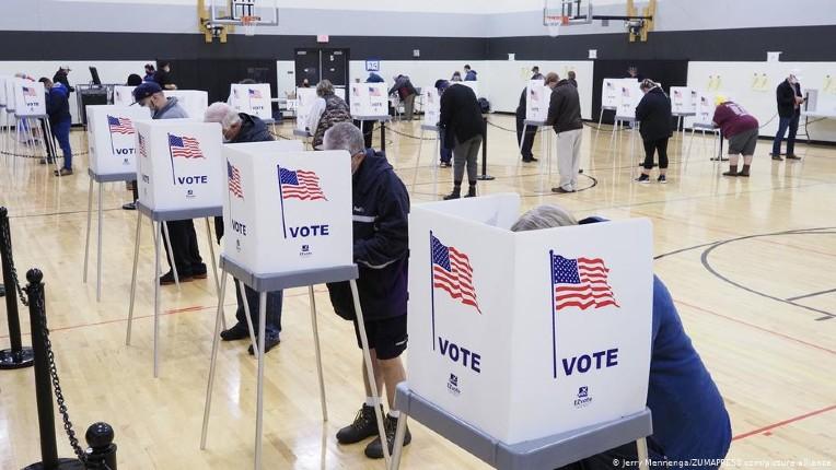 fraudes massives élections US
