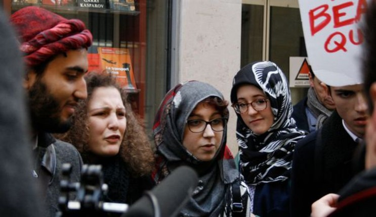 Salaam, l'association de SciencePo Paris qui retweete un prédicateur islamiste