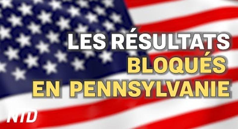 Élections américaines : 1,2 millions de votes modifiés en faveur de Biden en Pennsylvanie ?