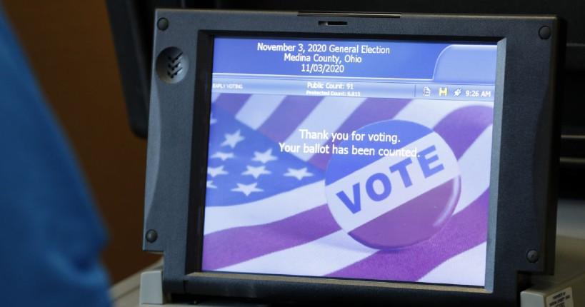 machine dominion vote fraude