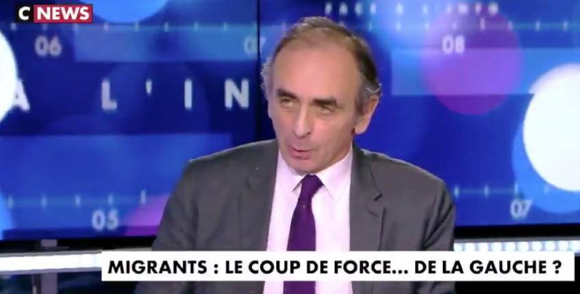 migrants place de la république