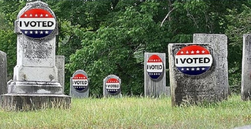 voting_fraud les morts votent Biden