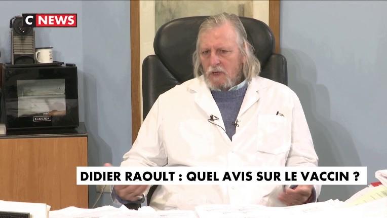 Le professeur Didier Raoult : «C'est mieux de ne pas confiner, on va rendre tout le monde fou. Il n'y a pas de synchronisation entre les mesures sociales et l'épidémie» (Audio)