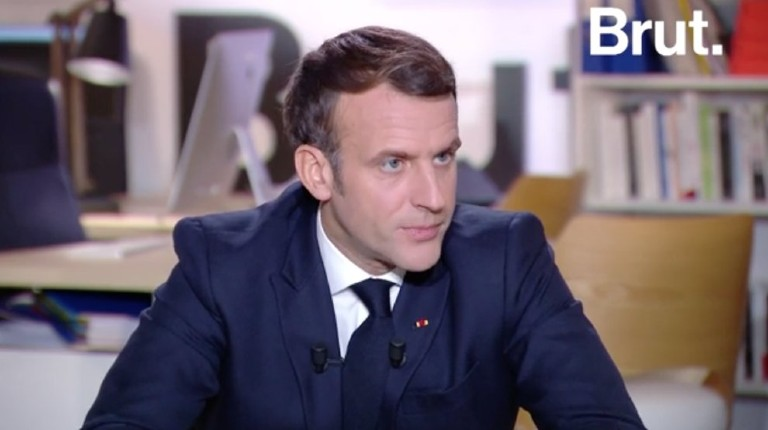 Macron vaccin covid