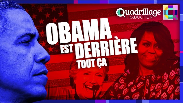 Obama est derrière toute la fraude