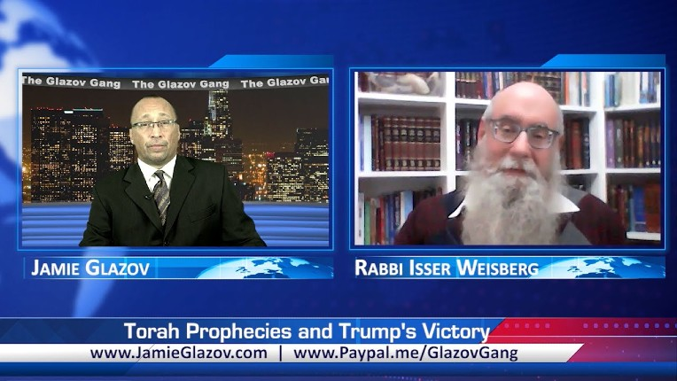 Rabbi Weisberg- Torah Prophecies et la victoire de Trump