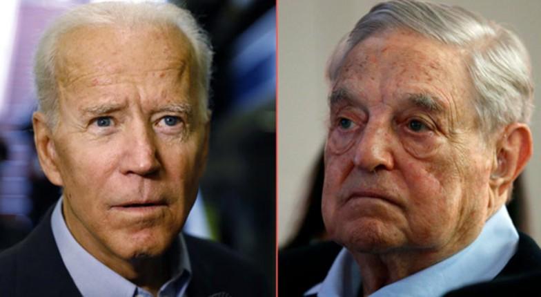 Soros Dominion Smartmatic pour Biden