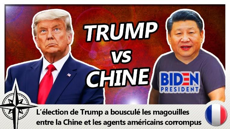 Trump met fin aux magouilles de la Chine