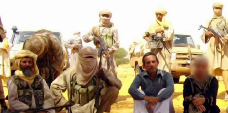 djihadistes au Mali AQMI