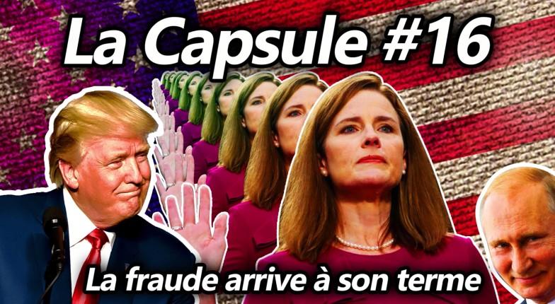 élections USA la fraude arrive à son terme
