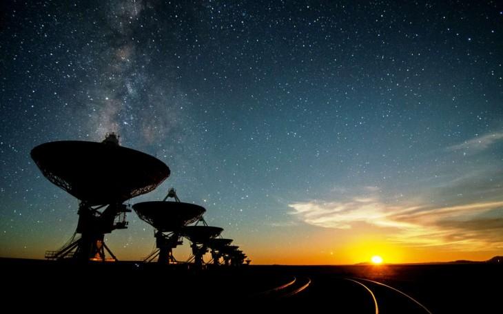 extraterrestre Trump galaxie