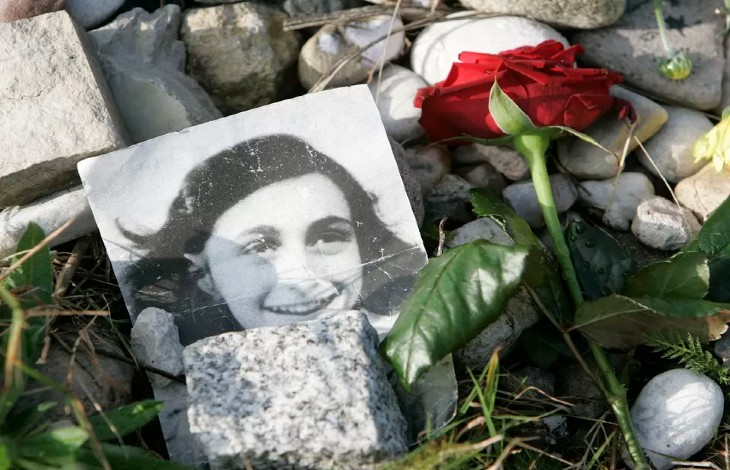 mémorial Anne Franck vandalisé Idaho
