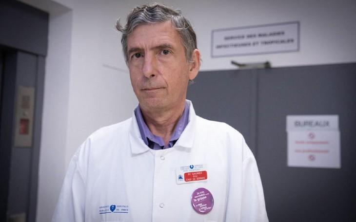 professeur Caumes vaccins