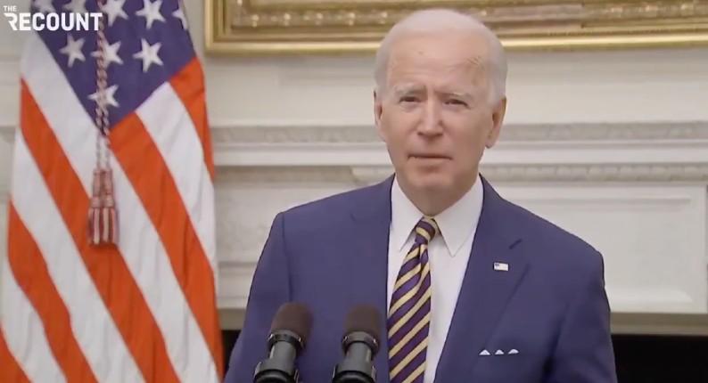 Après avoir critiqué Trump sur la gestion du Covid, Joe Biden, dont l'élection est contestée, déclare «nous ne pouvons rien faire pour changer la trajectoire de la pandémie dans les prochains mois» (Vidéo)