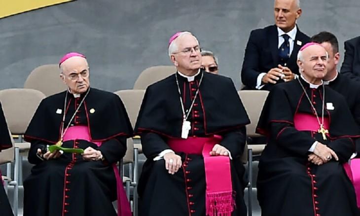 L'Église catholique est infiltrée par les mondialistes selon l'archevêque Carlo Maria Vigano