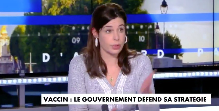 Charlotte d'Orleas passeport vaccin virus